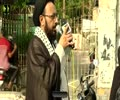 [Janatul Baqi Protest-2016] Speech: H.I Sadiq Taqvi - Urdu