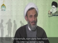 How can the Western youth propagate the letter effectively? | Shaykh Alireza Panahian | Farsi sub English