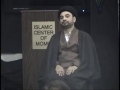 Maulana Shahid Hussain - Eman Forgiveness and Test