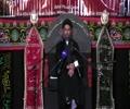 3rd Majlis Muharram 1438/2016 Yad-E-Imam Hussain as - Allama Syed Aqeel Al Gharavi - Babul Murad Centre London - Urdu