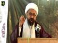 [Youm-e-Hussain as] H.I Muhammad Amin Shahidi - Federal Urdu University karachi - Muharram 1438/2016 - Urdu