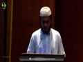 [Youm-e-Hussain as] Ali Shah - NED University - Muharram 1438/2016 - Urdu