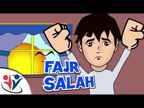 Abdul Bari Muslims Islamic Cartoon for children -Abdul Bari missed morning prayer- English