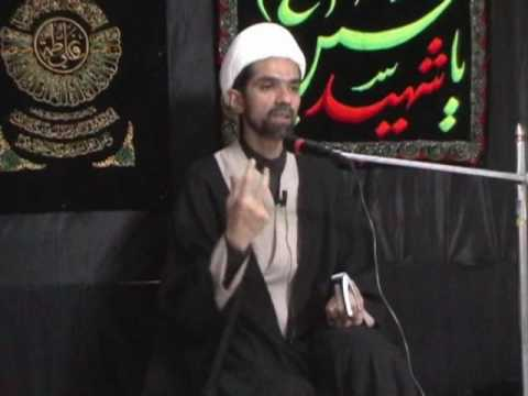 [06-Majlis 5th Muharram 1438H] Maulana Mehdi Abbas | Topic: اسلام سے اسلام تک - Urdu