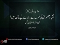 فقہاء معصومینؑ کی طرف سے ہمارے لیےحجّت ہیں - H.I. Ghulam Abbas Raisi - Urdu