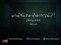 آئمہ ؑ کی ولادت و شہادت منانے کا ایک ادب - Urdu