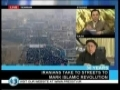 SPECIAL - Press TV Coverage of the 30th Islamic Revolution Anniversary - Part 3 of 3 - English