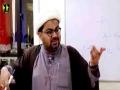 [BIS Dars-09] Topic : Adle Elahi or Maad | Moulana Muhammad Raza Dawoodani - Urdu