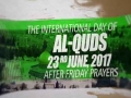 [Quds Day 2017] MAHUVA, India Promo | Silence is not an option | English
