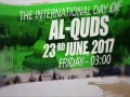 [Quds Day 2017] PONTIANAK CITY, Indonesia Promo | Silence is not an option | English