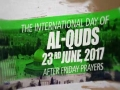 [Quds Day 2017] PATNA CITY, India Promo | Silence is not an option | English