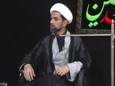 [01] Topic: دینِ امامت اور امامتِ دین | Maulana Mehdi Abbas | Muharram 1439H - Urdu