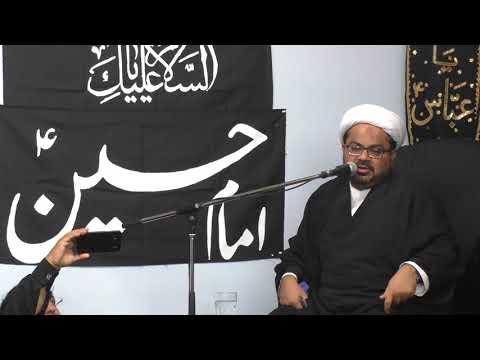 [2nd Moahrram] Moulana Mohammad Raza Dawoodani - Muharram 2017 - Urdu