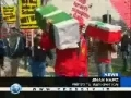 Americans protest war and occupation throughout Middle East - English
