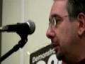 Stop the War Coalition - Meet the Resistance - John Rees London 30Mar09 - English