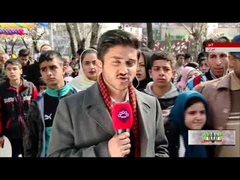 [11Feb2018] حسن زیدی ، تہران - اسلامی انقلاب کی کامیابی کی سالگرہ کی ریل�