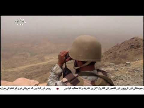 [20Feb2018] پاکستانی فوج سعودی عرب بھیجے جانے کی مخالفت- Urdu