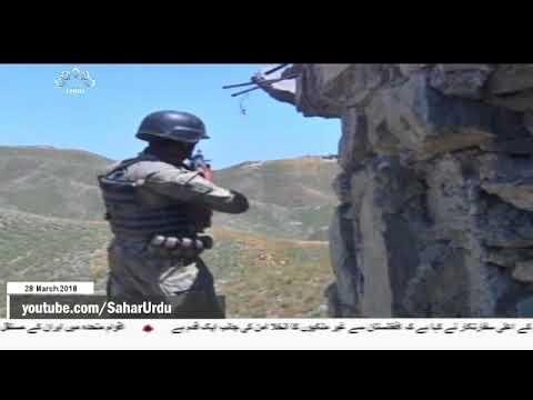 [28Mar2018] افغانستان اور پاکستان کے سرحدی فوجیوں کے درمیان جھڑپ- Urdu