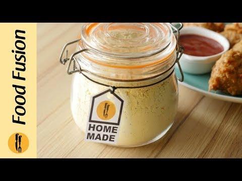 [Quick Recipes] Pakora Mix Recipe - English Urdu
