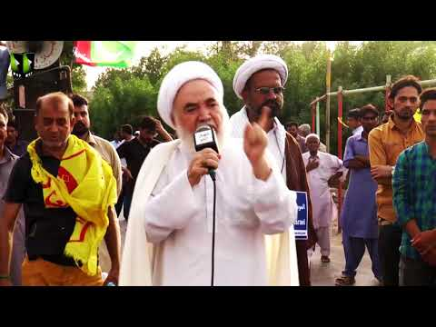 [Markazi Murdabad America Rally] Speech: Moulana Sheikh Saleem | 13 May 2018 - Karachi - Urdu
