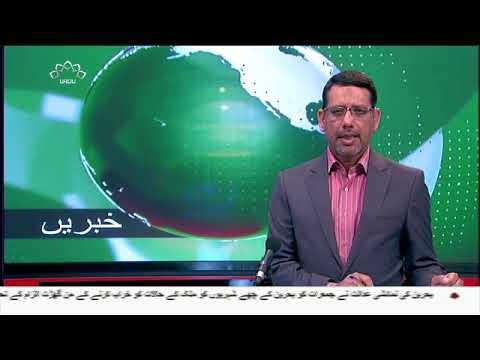 [01Jun2018] غزہ پر حملے کے منصوبے سے اسرائیل کی پسپائی - Urdu