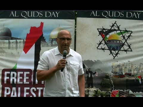 AlQuds Day Toronto Speech by Dimitri Lascaris -English