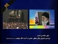Ayatollah Mohahmmad Taqi Bahjat - Funeral Procession - Full Video - Part 2 of 2  - Farsi Commentary