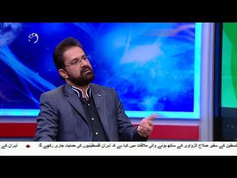 [08Jul2018] ایرانی تیل پر پابندی کے نتائج کی بابت انتباہ - Urdu