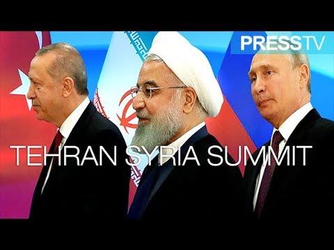 The Debate - Tehran Syria Summit