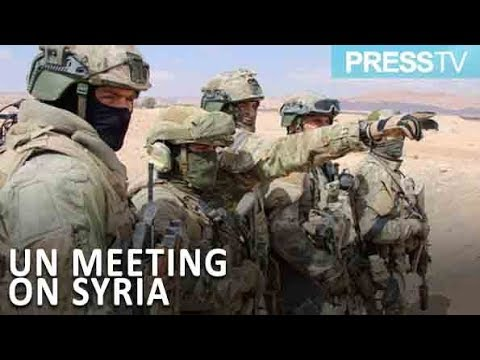 [12 September 2018] Iran: U.S. presence in Syria is act of aggression - English