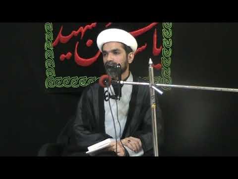 Maulana Mehdi Abbas | Majlis | Shab e 9th Muharram 1440H - Urdu