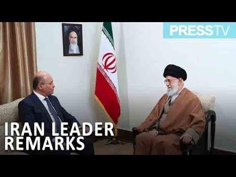[18 November 2018] Iran Leader urges Iraqis to preserve unity - English
