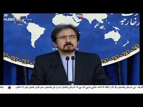 [17Dec2018] تہران اور بغداد کے دوستانہ تعلقات پر ایران کی تاکید  -Urdu