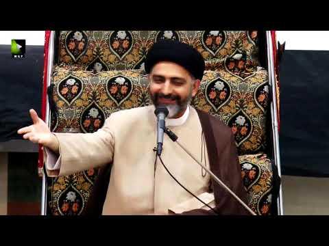 [2] Topic: Muntazir Say Muntazar Tak Ka Safar   Moulana Nusrat Bukhari - Urdu