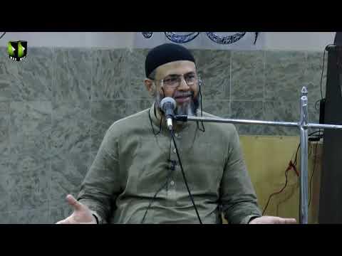 [Fikri Nashist]  Current Affairs - حالات حاضرہ | Janab Naqi Hashmi | 10 July 2019 - Urdu