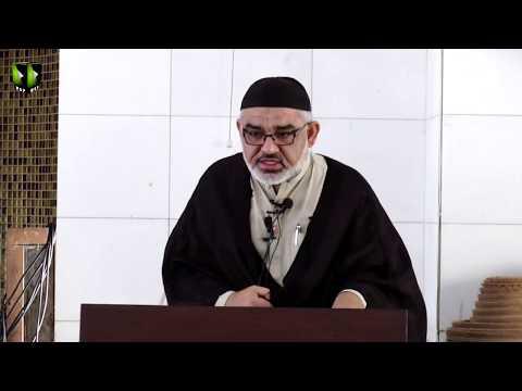 [ Friday Sermon ] H.I Syed Ali Murtaza Zaidi | 12 July 2019 - Urdu