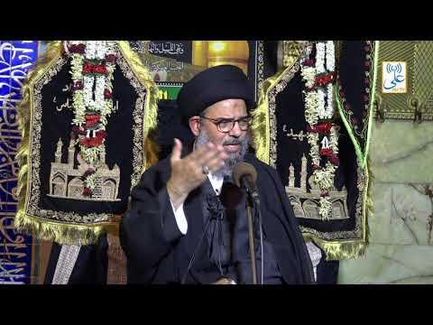 [3rd Majlis] By Maulana Sayed Aqeel Ul Gharavi | Mughal Masjid |  1441/2019 Urdu