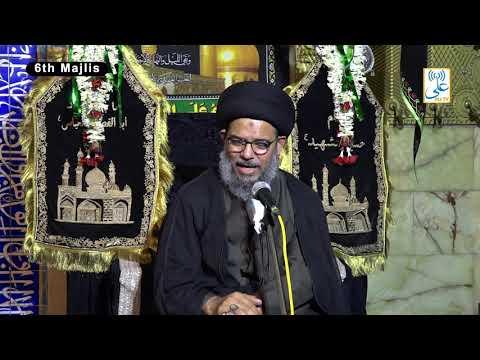 [6th Majlis] By Maulana Sayed Aqeel Ul Gharavi | Mughal Masjid | 1441/2019 Urdu