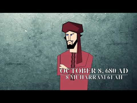 The Battle of Karbala - In 10 minutes   English