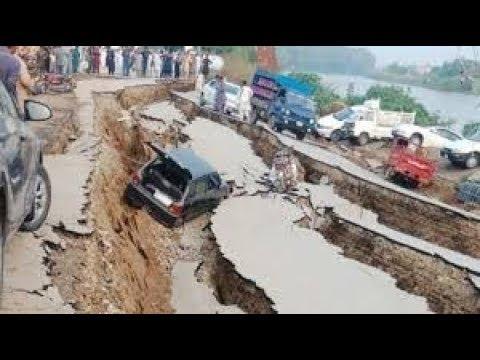 [25/09/19] 5.8-magnitude quake kills at least 20, injures hundreds in Pakistan - English