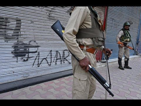 [30/09/19] Kashmiris see war as only solution to end crisis - English