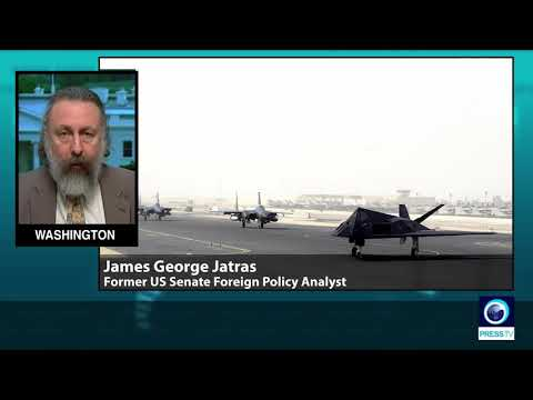 [03/10/19] US military pullout from Qatar indicates instability in Washington: Analyst - English