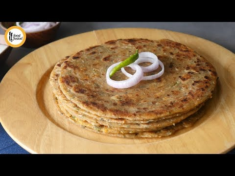 [Quick Recipes] Aloo Masala Paratha - English Urdu