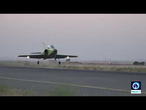 [17/10/19] Iran unveils domestically-made advanced training jet dubbed Yasin - English