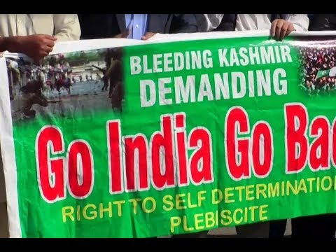 [28/10/19] Pakistan observes black day against India's Kashmir occupation - English