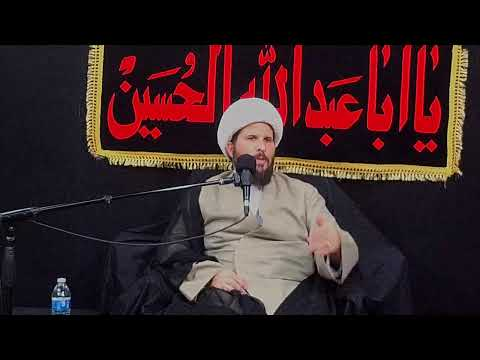 The Martyrdom of Imam Hassan Askari (AS) - Shaykh Hamza Sodagar [English]
