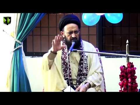 [Jashan e Sadiqain] Topic: Millad Kay Din Kiya Amal Anjaam Dain ?   H.I Sadiq Raza Taqvi - Urdu