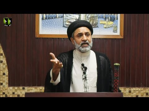 [ Friday Sermon  - خطبہ جمعہ ] H.I Muhammad Haider Naqvi | 29 November 2019 - Urdu