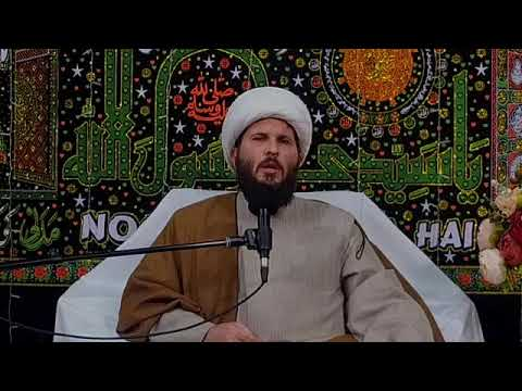 The Birth of Imam Askari AS - Shaykh Hamza Sodagar [English]