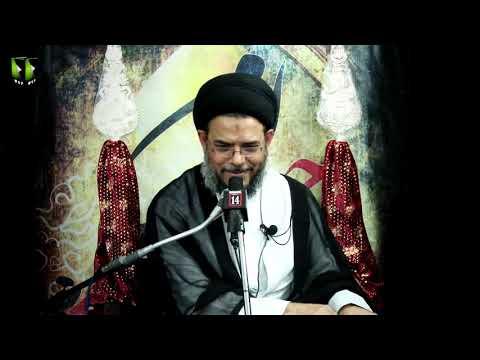[Clip] Mushkilat ke Aqsaam - مشکلات کی اقسام | H.I Syed Aqeel ul Gharavi - Urdu